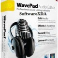 WavePad Sound Editor Masters Edition 6.63
