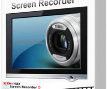 ZD Soft Screen Recorder 10.2.0 + Portable