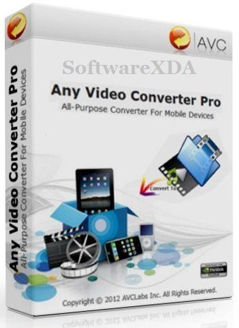 Any Video Converter Professional 3