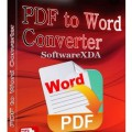 4Videosoft PDF to Word Converter Latest Version