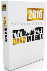 Band in a Box 2016 build