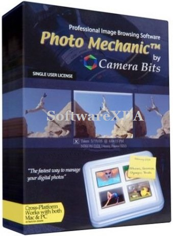 Camera Bits Photo Mechanic