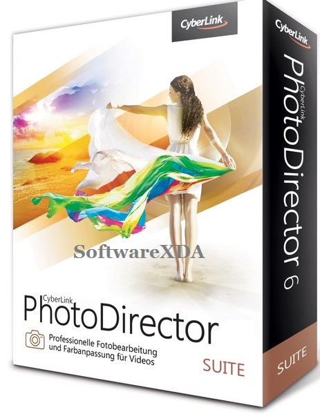 CyberLink PhotoDirector Suite