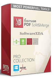 Iecream PDF Split and Merge PRO