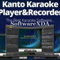 Kanto Karaoke Player & Recorder Latest Version