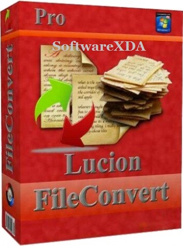 Lucion FileConvert Professional Plus