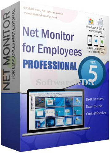 Network LookOut Net Monitor for Employees Professional