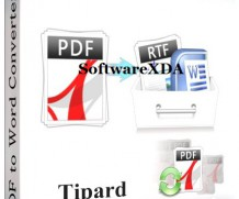 Tipard PDF to Word Converter Latest Version