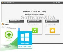 Tipard iOS Data Recovery Latest Version