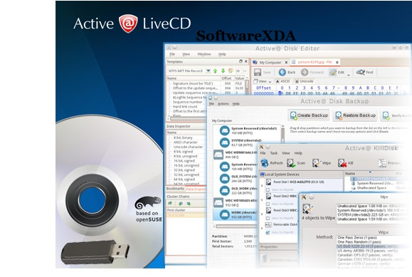 Active LiveCD Professional
