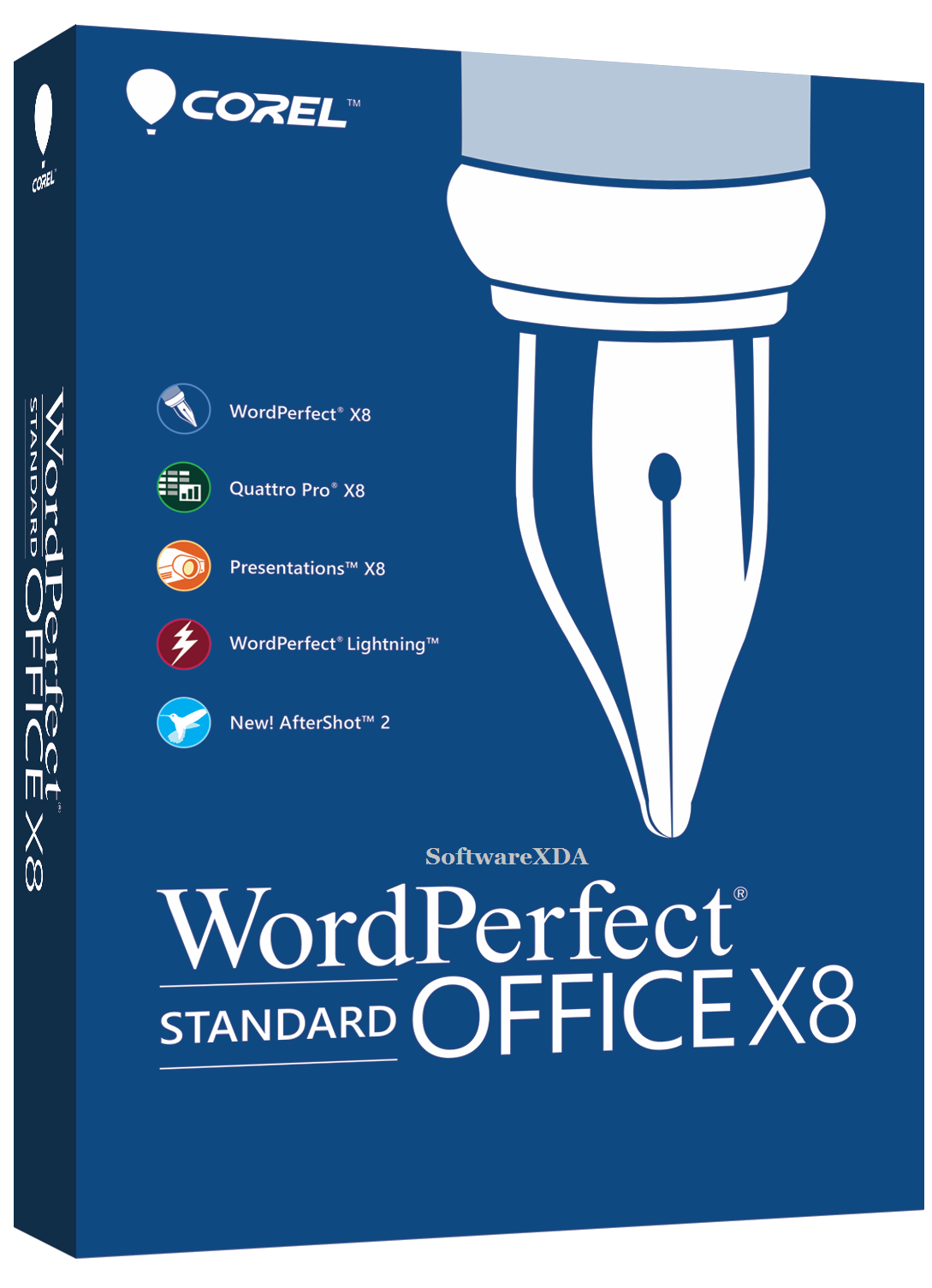 Corel WordPerfect Office X8