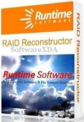Runtime RAID Reconstructor