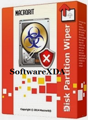Macrorit Disk Partition Wiper Unlimited