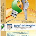 Rohos Disk Encryption 2.3