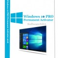 Windows 10 Pro Permanent Activator 1.2