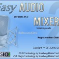 Easy Audio Mixer 2.2.1