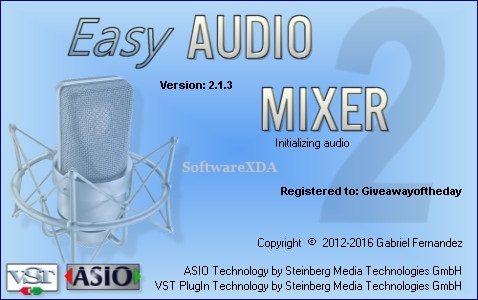 Easy Audio Mixer