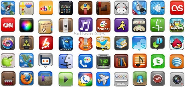 Sib Icon Software Pack