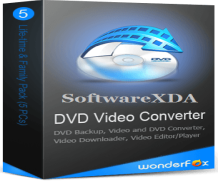 WonderFox DVD Video Converter 11.1