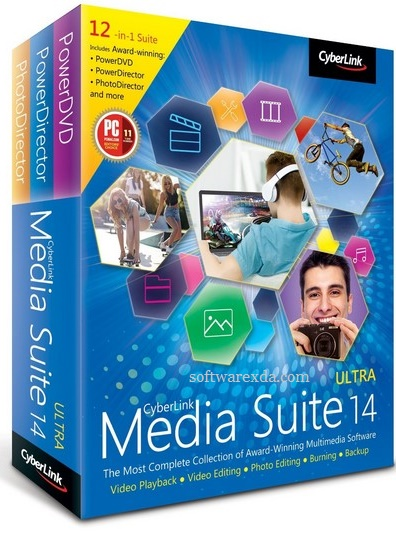 CyberLink Media Suite Ultra
