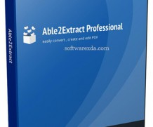 Able2Extract Professional 11.0.2.0
